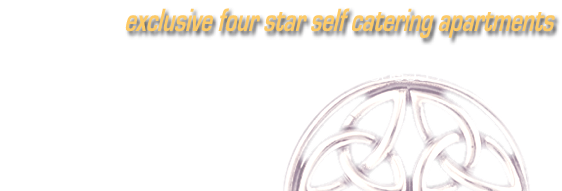 exclusive four star self catering apartments, Bridgend, Ramelton, Co. Donegal, Ireland, Tel: 00353 7491 51029 Fax: 00353 74 9151355