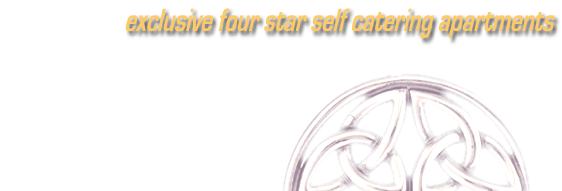 exclusive four star self catering apartments, Bridgend, Ramelton, Co. Donegal, Ireland, Tel: +353 83 4544703