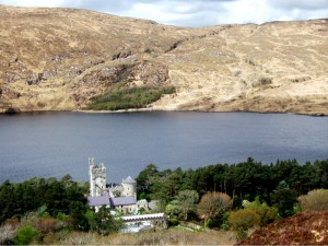 Glenveagh National Park and Castle, County Donegal, Ireland - just a short drive from  The Tanyard Self Catering Apartments, Ramelton, Co. Donegal, Ireland